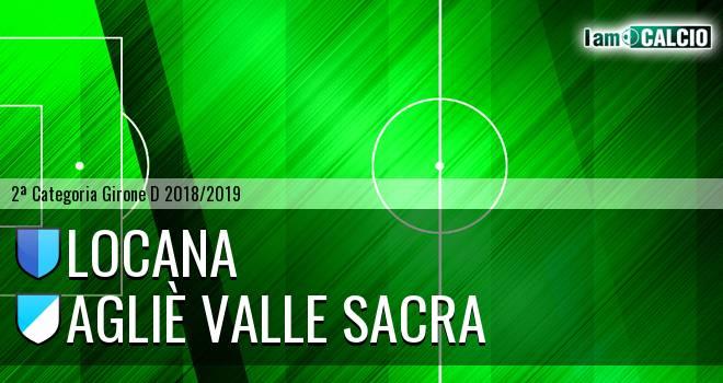 Locana - Agliè Valle Sacra