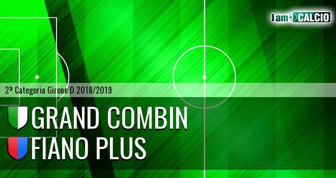 Grand Combin - Fiano Plus