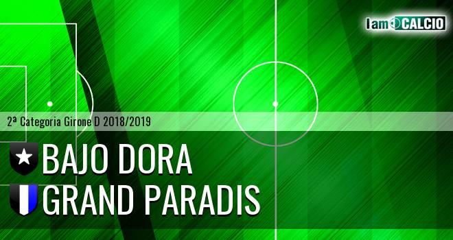 Bajo Dora - Grand Paradis