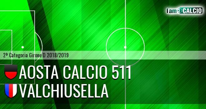 Aosta Calcio 511 - Valchiusella