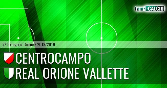 Centrocampo - Real Orione Vallette