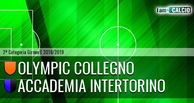 Olympic Collegno - Accademia Intertorino