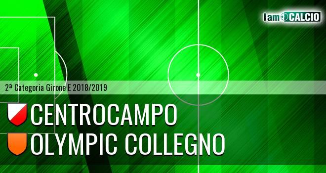 Centrocampo - Olympic Collegno