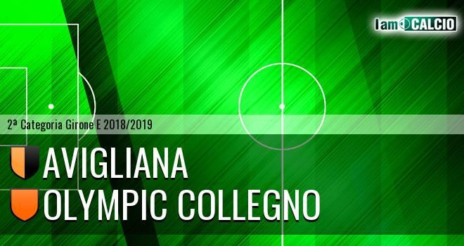 Avigliana - Olympic Collegno
