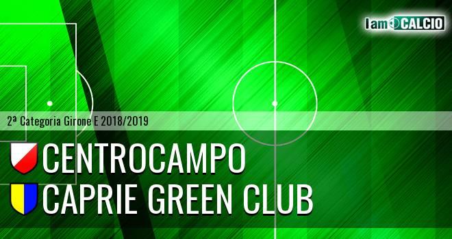 Centrocampo - Caprie Green Club