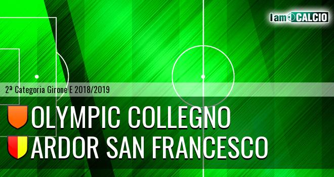 Olympic Collegno - Ardor San Francesco