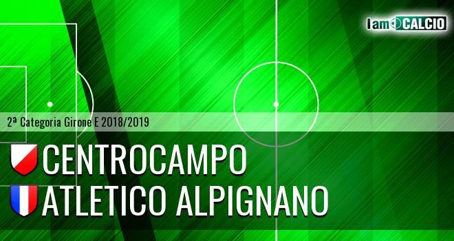 Centrocampo - Atletico Alpignano