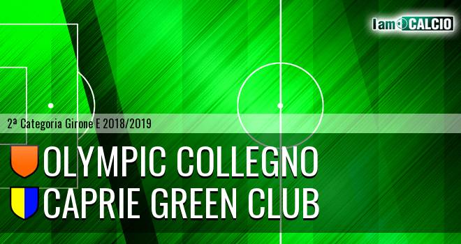 Olympic Collegno - Caprie Green Club