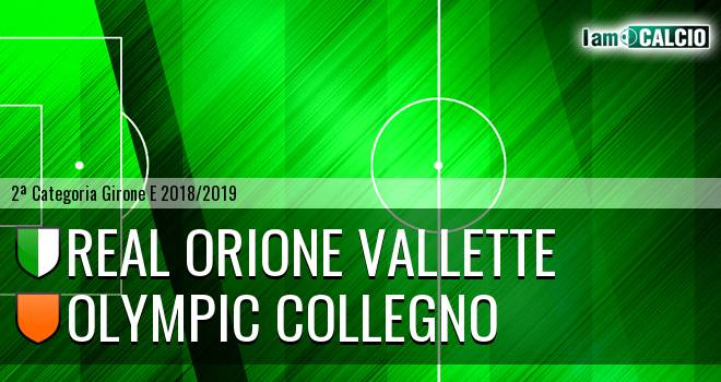 Real Orione Vallette - Olympic Collegno