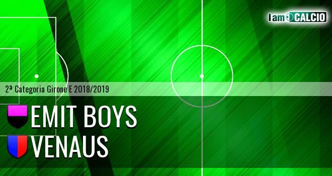 Emit Boys - Venaus