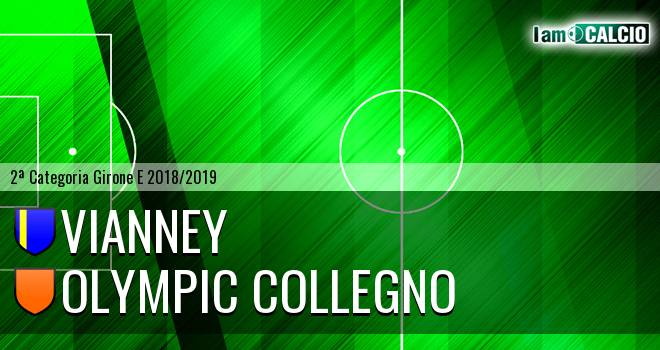 Vianney - Olympic Collegno