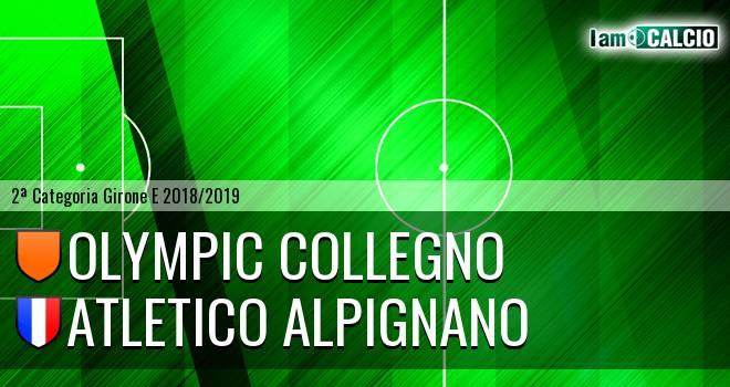 Olympic Collegno - Atletico Alpignano