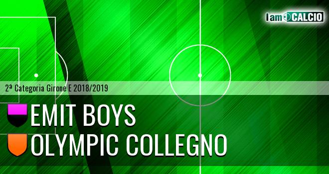Emit Boys - Olympic Collegno