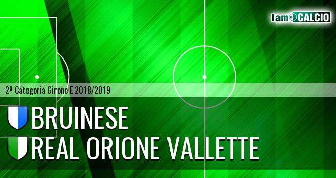 Bruinese - Real Orione Vallette