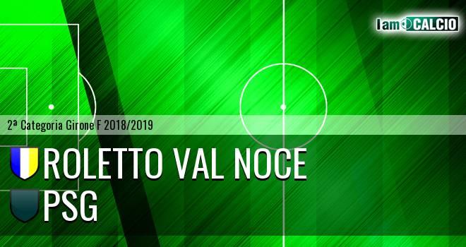 Roletto Val Noce - PSG