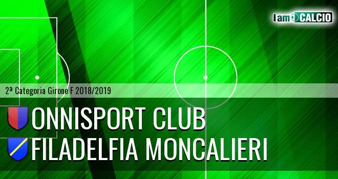Onnisport Club - Filadelfia Moncalieri
