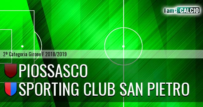 Piossasco - Sporting Club San Pietro