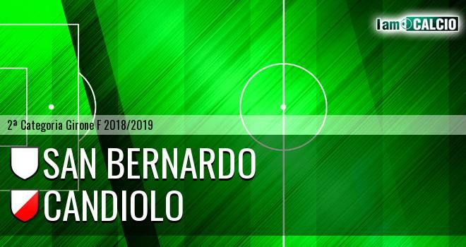 San Bernardo - Candiolo