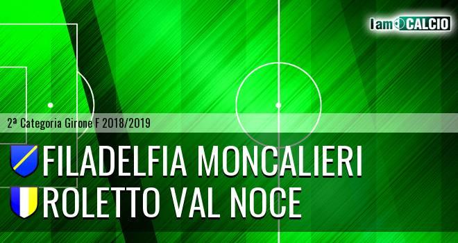Filadelfia Moncalieri - Roletto Val Noce