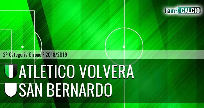Atletico Volvera - San Bernardo