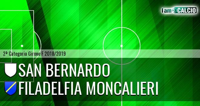 San Bernardo - Filadelfia Moncalieri