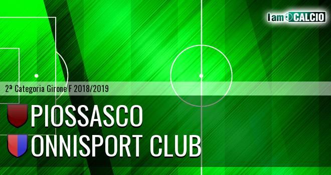 Piossasco - Onnisport Club
