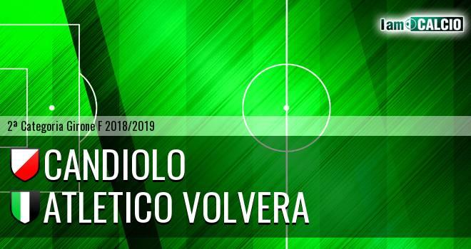 Candiolo - Atletico Volvera