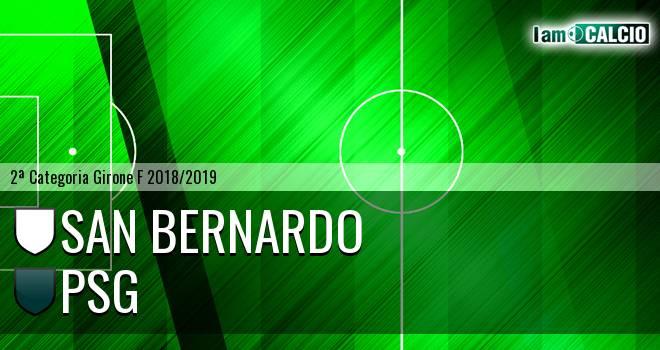 San Bernardo - PSG