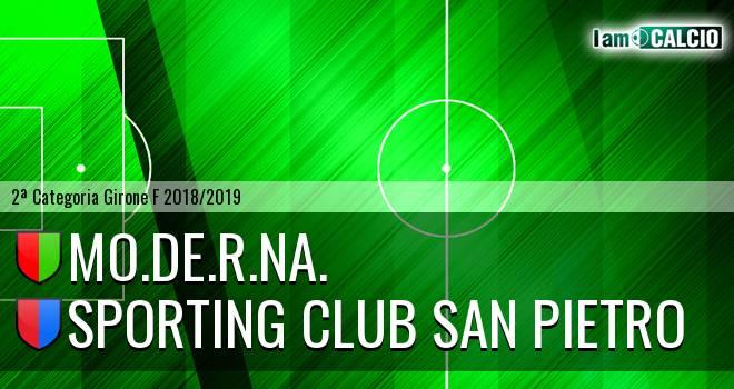 Mo.De.R.Na. - Sporting Club San Pietro
