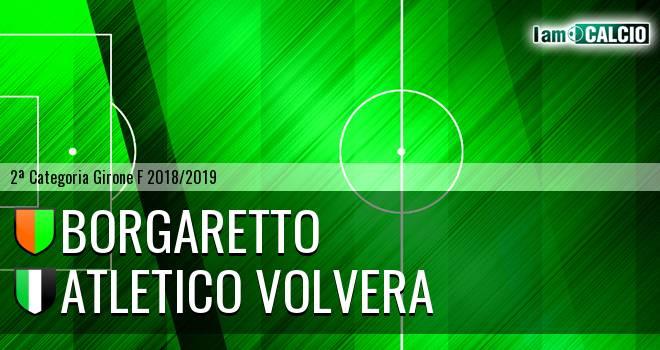 Borgaretto - Atletico Volvera