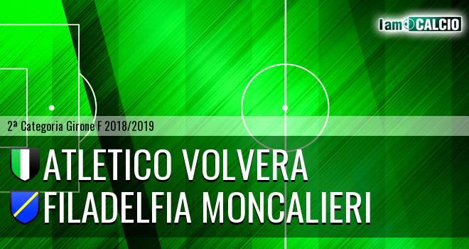 Atletico Volvera - Filadelfia Moncalieri