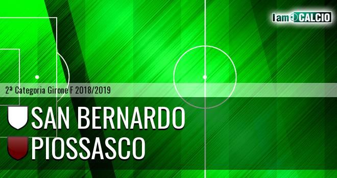 San Bernardo - Piossasco