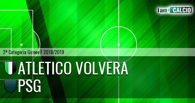 Atletico Volvera - PSG