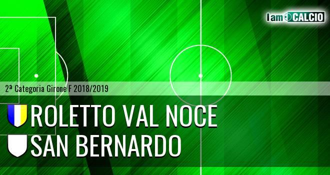 Roletto Val Noce - San Bernardo
