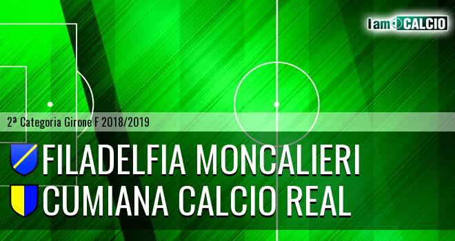 Filadelfia Moncalieri - Cumiana Calcio Real