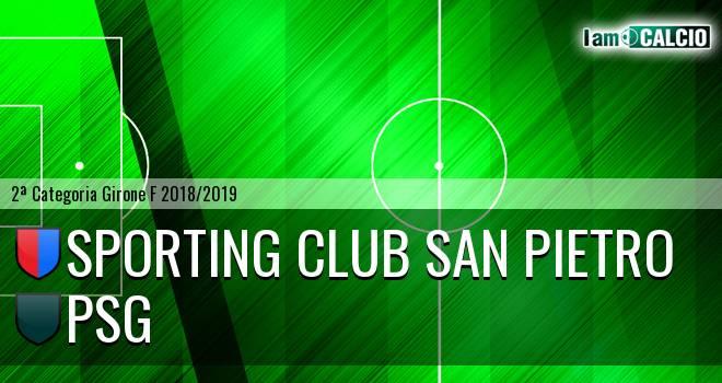 Sporting Club San Pietro - PSG