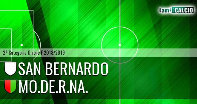 San Bernardo - Mo.De.R.Na.