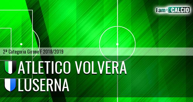Atletico Volvera - Luserna