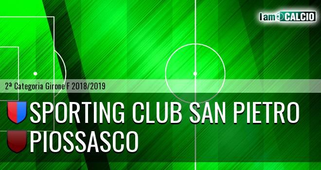 Sporting Club San Pietro - Piossasco