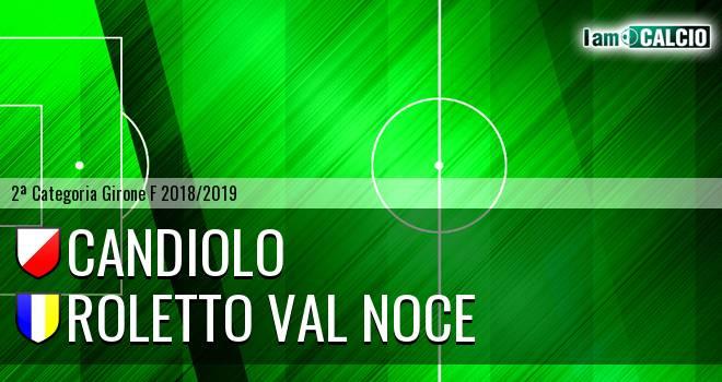 Candiolo - Roletto Val Noce