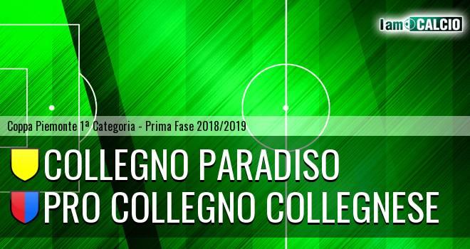 Pro Collegno Collegnese - Collegno Paradiso