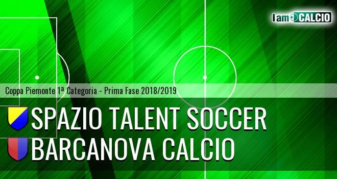 Spazio Talent Soccer - Barcanova Calcio