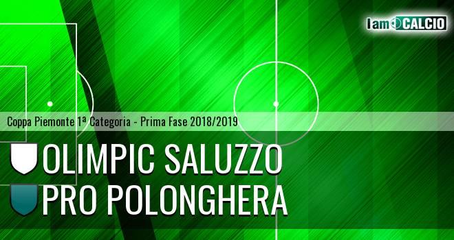 Pro Polonghera - Olimpic Saluzzo
