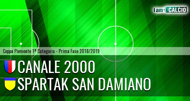 Canale 2000 - Spartak San Damiano