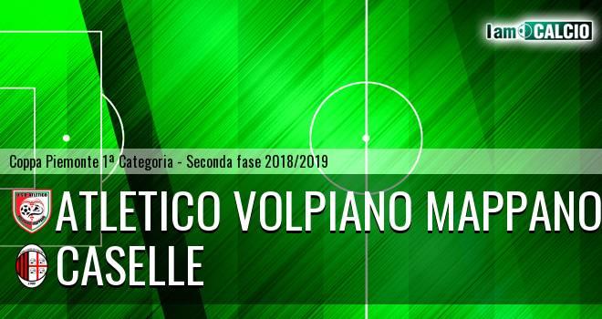 Atletico Volpiano Mappano - Caselle