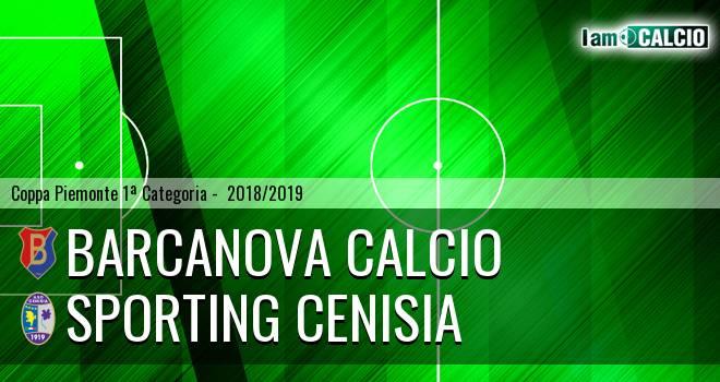 Barcanova Calcio - Sporting Cenisia