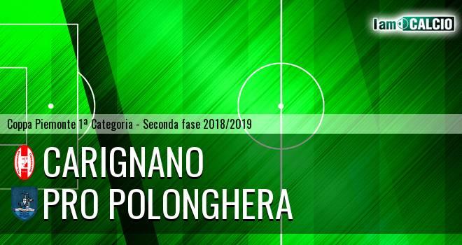 Carignano - Pro Polonghera