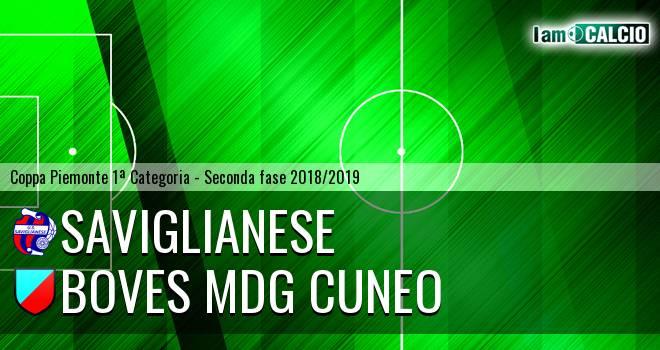 Saviglianese - Boves MDG Cuneo