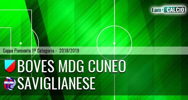 Boves MDG Cuneo - Saviglianese