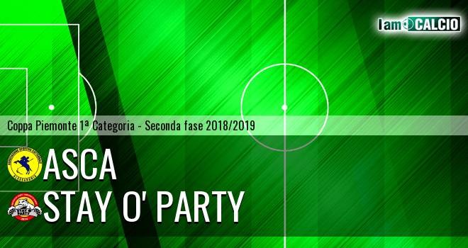 Asca - Stay O' Party